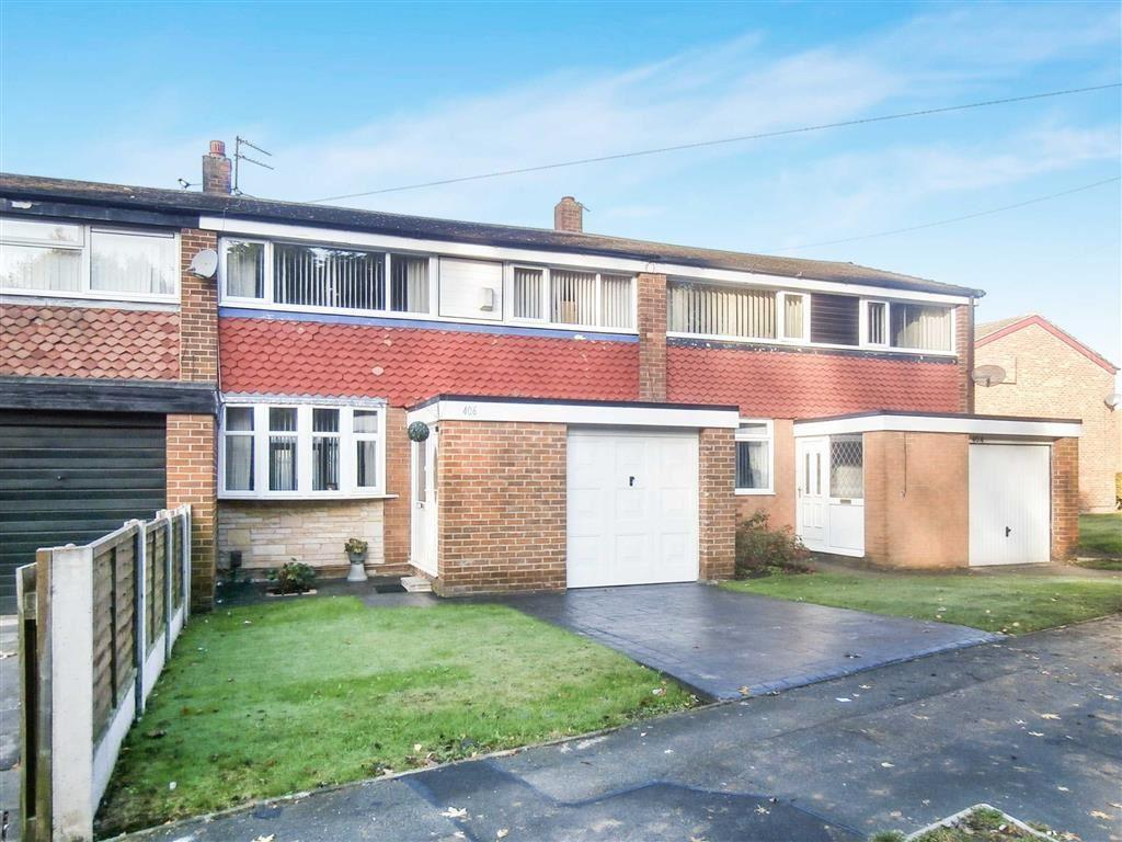 3 Bedrooms Semi Detached House for sale in Kingsway Park, Davyhulme