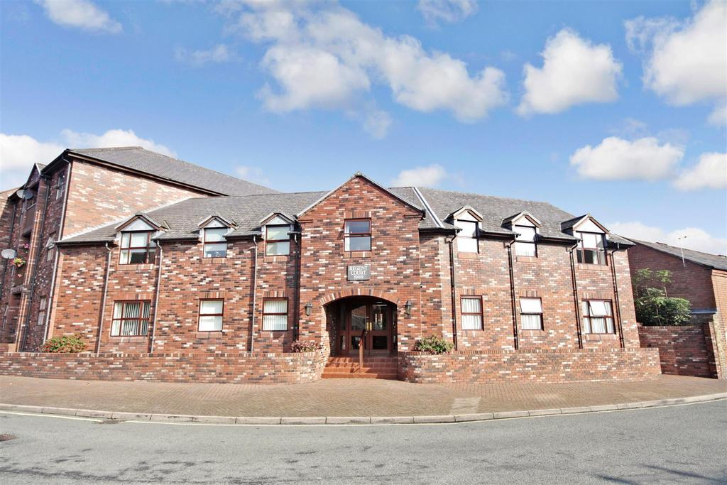 2 Bedrooms Apartment Flat for sale in Regents Court, Roft Street, Oswestry
