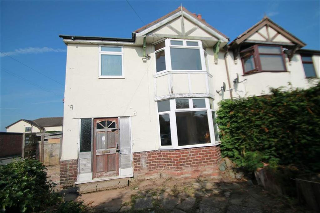 3 Bedrooms Semi Detached House for sale in Little Acton Drive, Little Acton, Wrexham