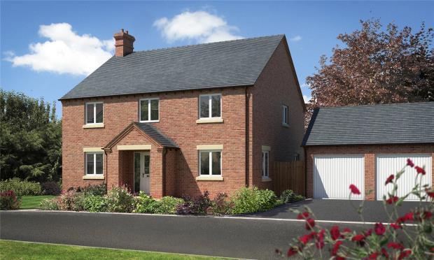 5 Bedrooms Detached House for sale in Tedsmore Grange, Plot 23, West Felton, Oswestry