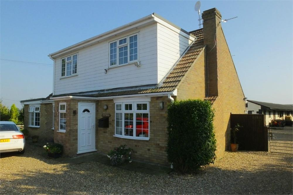 4 Bedrooms Detached House for sale in Lowfields Lane, Freiston Ings, Boston, Lincolnshire
