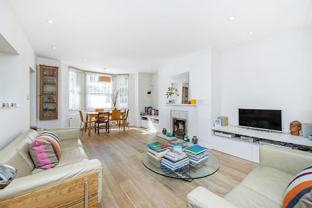 3 Bedrooms Flat for sale in Sinclair Road, Brook Green