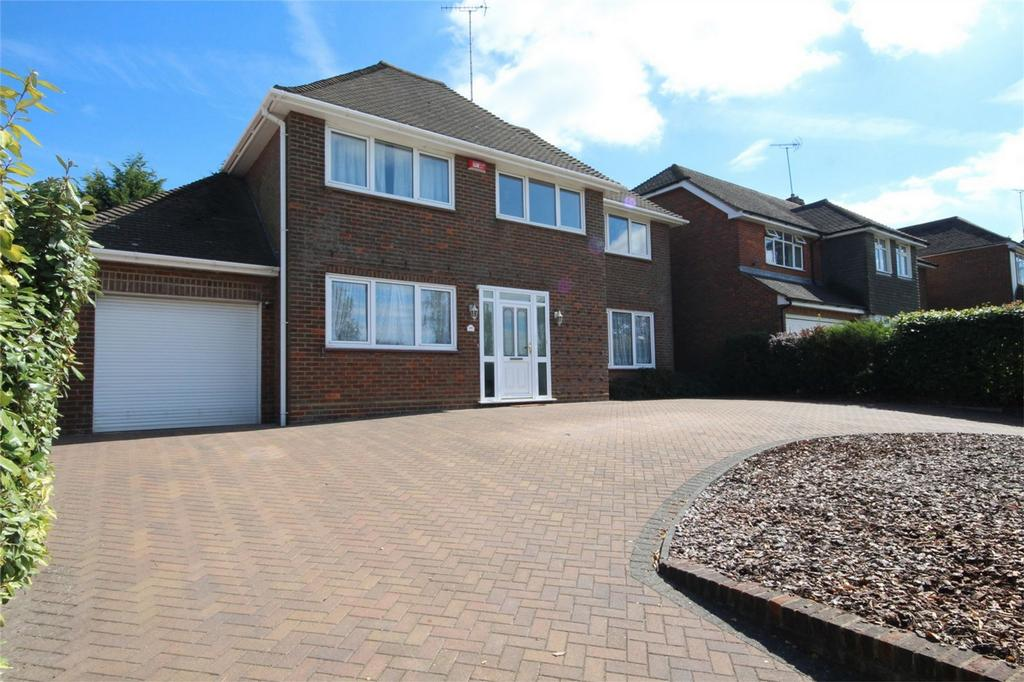 5 Bedrooms Detached House for sale in Old Bedford Road, LUTON