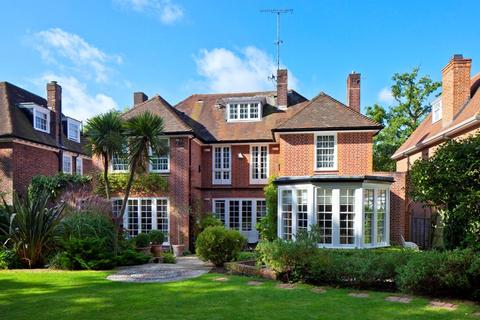 6 bedroom detached house for sale - Ingram Avenue, Hampstead Garden Suburb, London, NW11