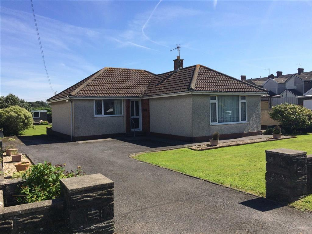 3 Bedrooms Detached Bungalow for sale in Goodison Bungalow, Maesycoed, Llanelli