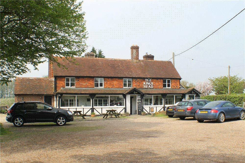 3 Bedrooms Detached House for sale in Kings Head Inn, Udimore, Rye, East Sussex
