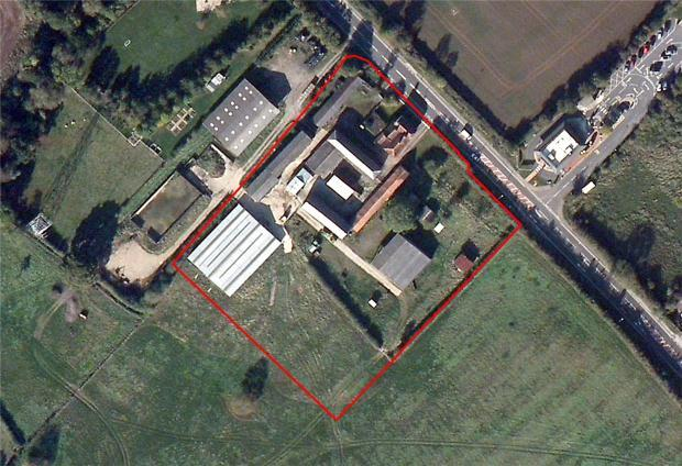 Land Commercial for sale in Watling Street, Hockliffe, Leighton Buzzard, Bedfordshire