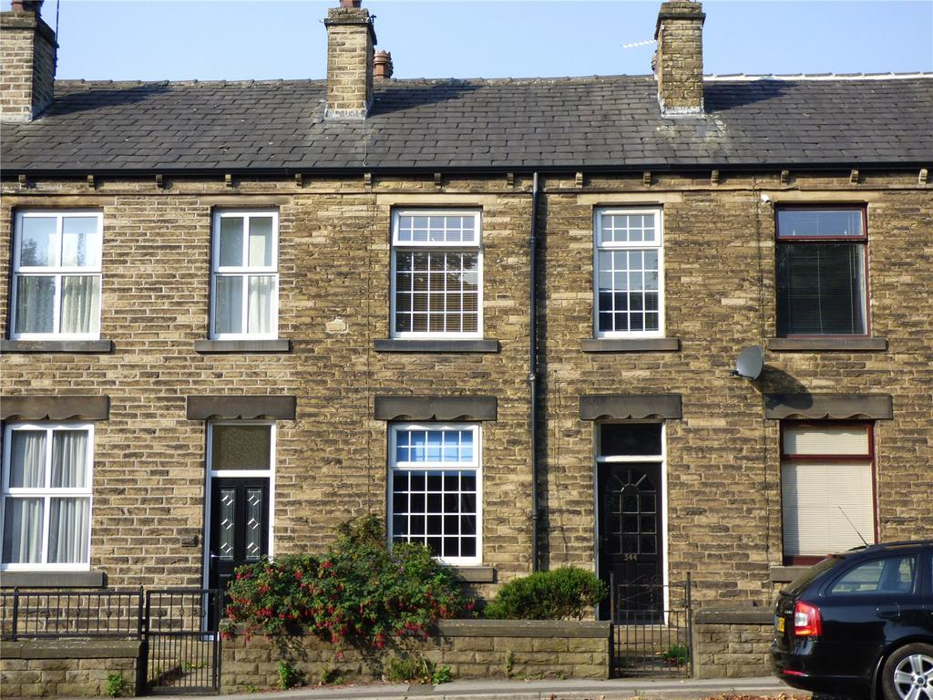 3 Bedrooms Terraced House for sale in Bradford Road, Liversedge, WF15