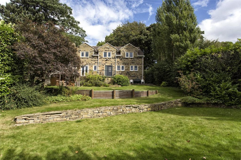 6 Bedrooms Detached House for sale in Church Lane, Mirfield, West Yorkshire, WF14