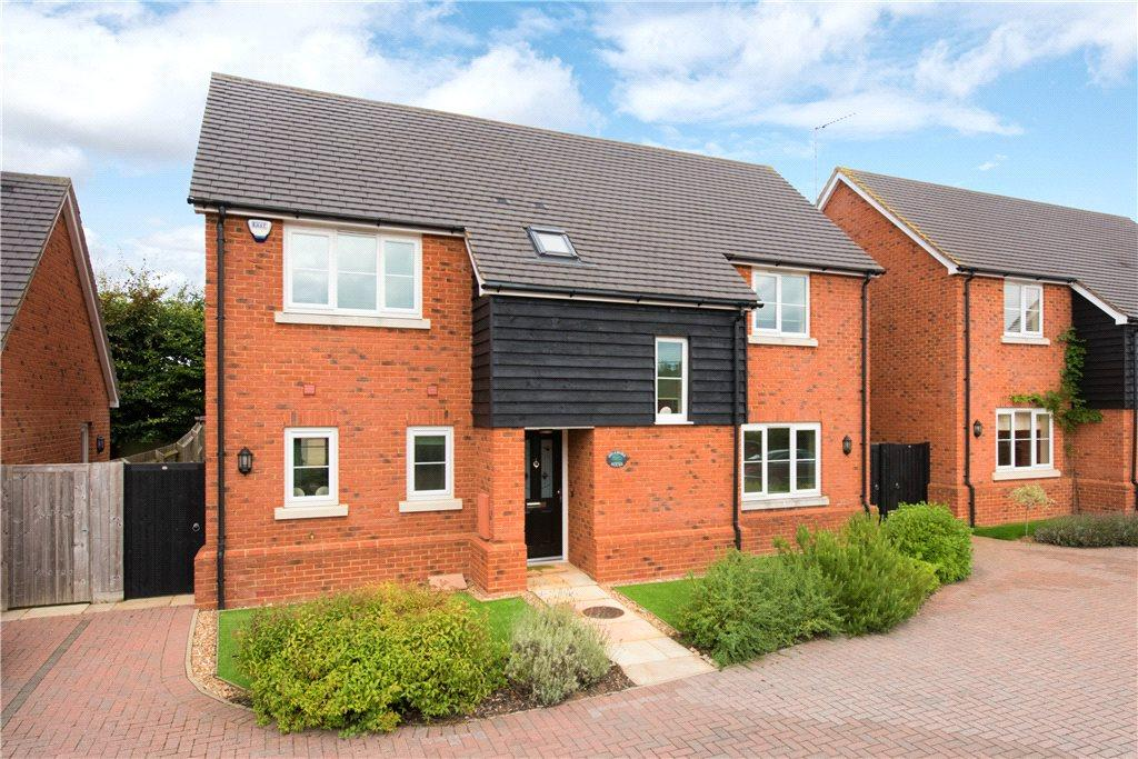 3 Bedrooms Detached House for sale in Fulwell Road, Finmere, Oxfordshire