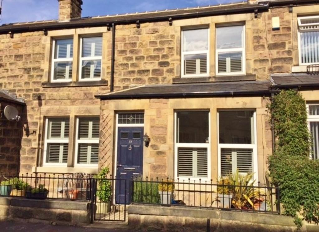 3 Bedrooms Town House for sale in 13, Bolton Street, Harrogate, North Yorkshire HG1 5JA