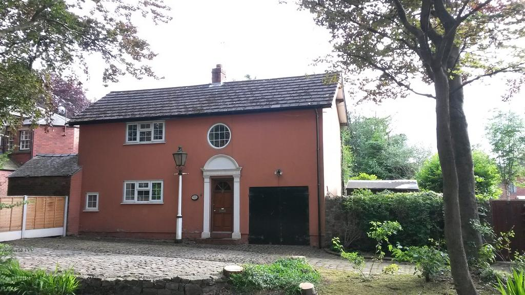 2 Bedrooms Detached House for sale in Abbotts Road, Leek