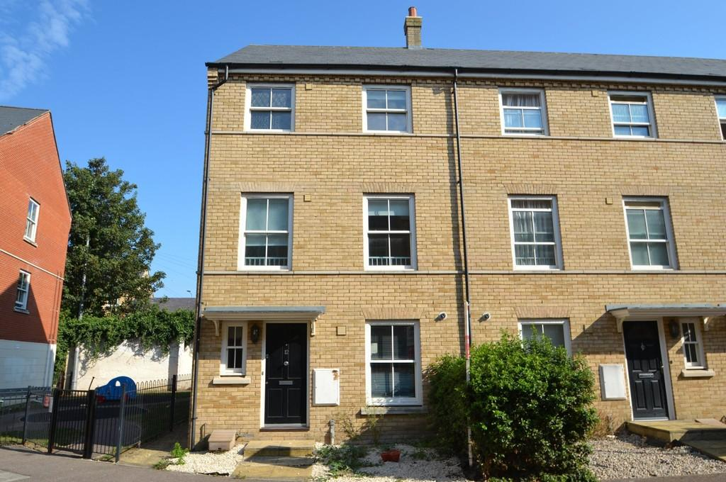 4 Bedrooms Town House for sale in Silk Street, Ipswich, Suffolk, IP4 2PA
