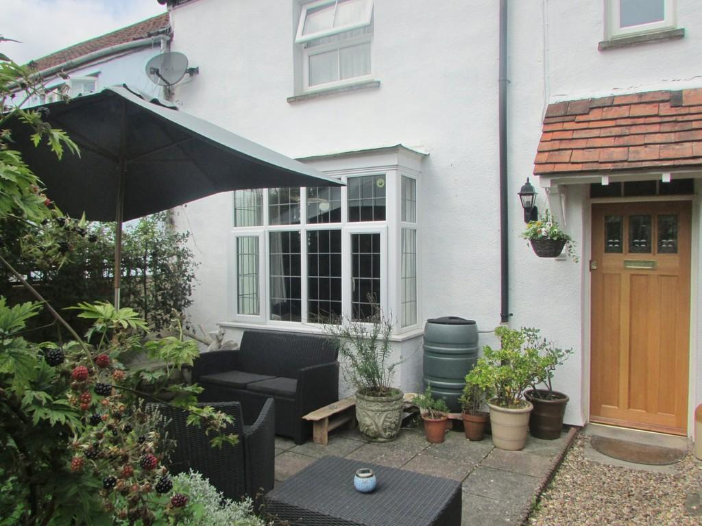 3 Bedrooms Terraced House for sale in Orchard Terrace, Glastonbury