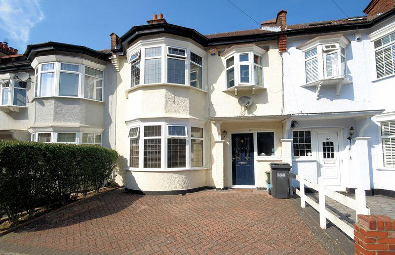 3 Bedrooms Terraced House for sale in Addiscombe