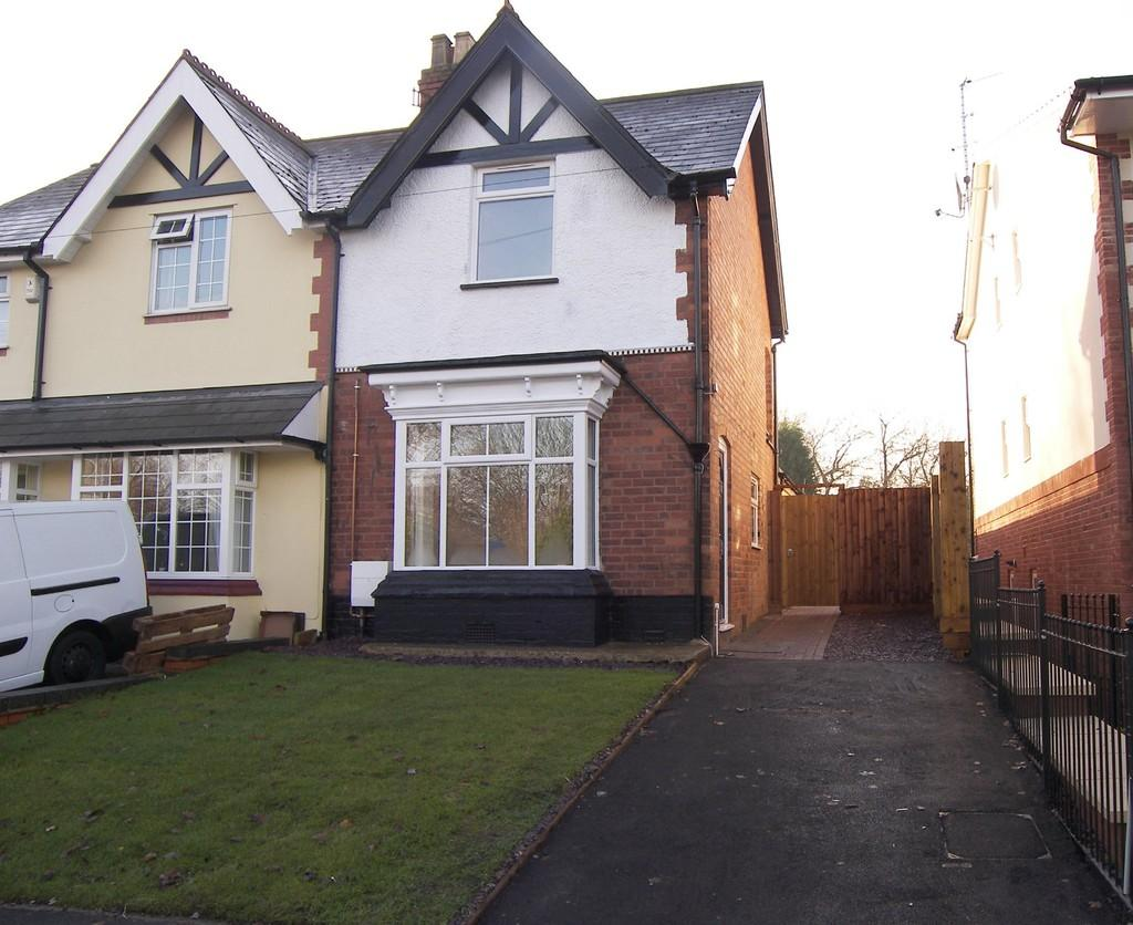 2 Bedrooms Semi Detached House for sale in Solihull, West Midlands