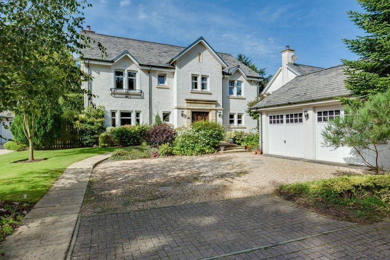 5 Bedrooms Detached Villa House for sale in The Glebe, Symington