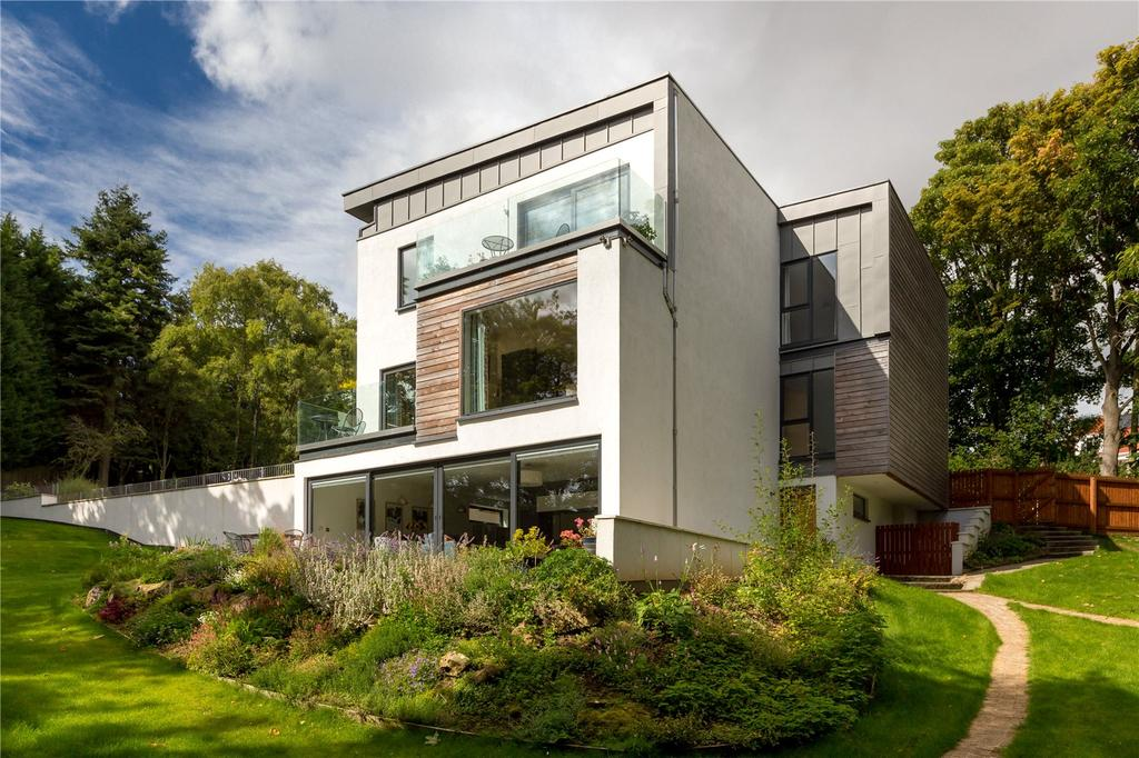 5 Bedrooms Detached House for sale in Glaschoille, 303A Lanark Road, Colinton, Edinburgh, EH14