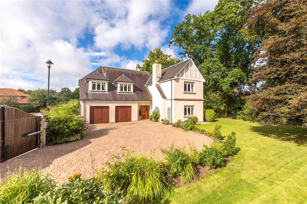 5 Bedrooms Detached House for sale in 1 Cargilfield View, Cramond, Edinburgh, EH4