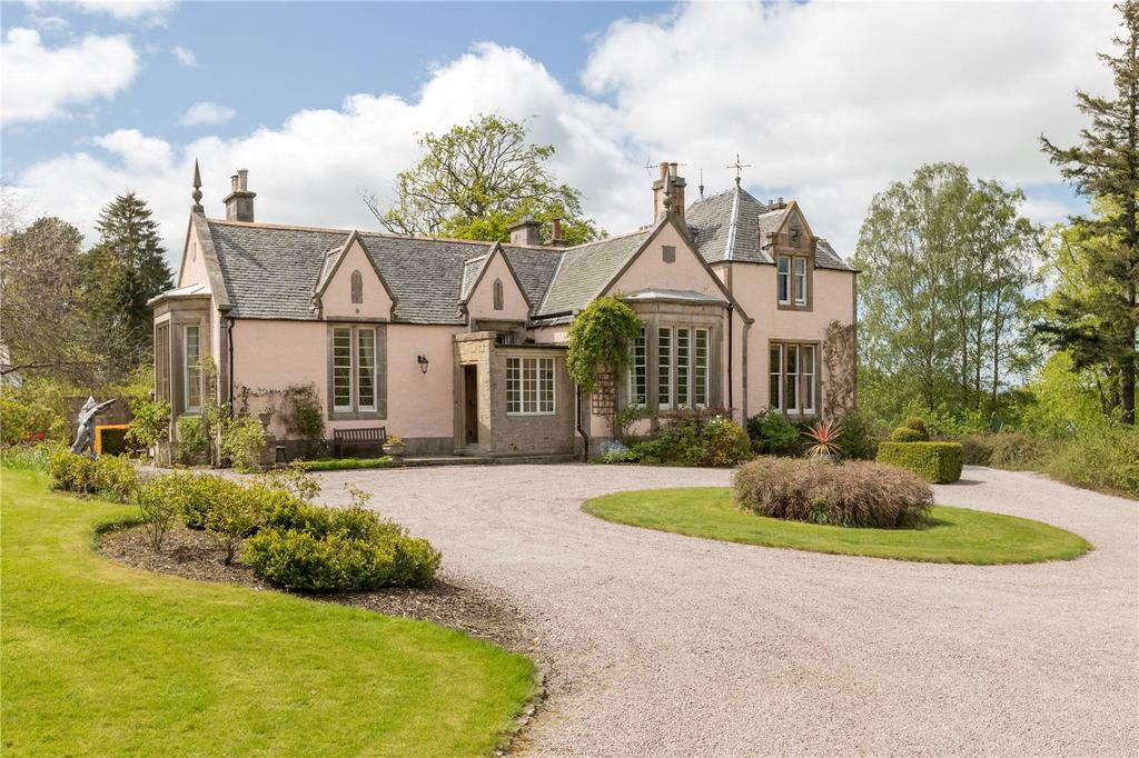 6 Bedrooms Detached House for sale in Lymphoy House, Currie, Midlothian, EH14