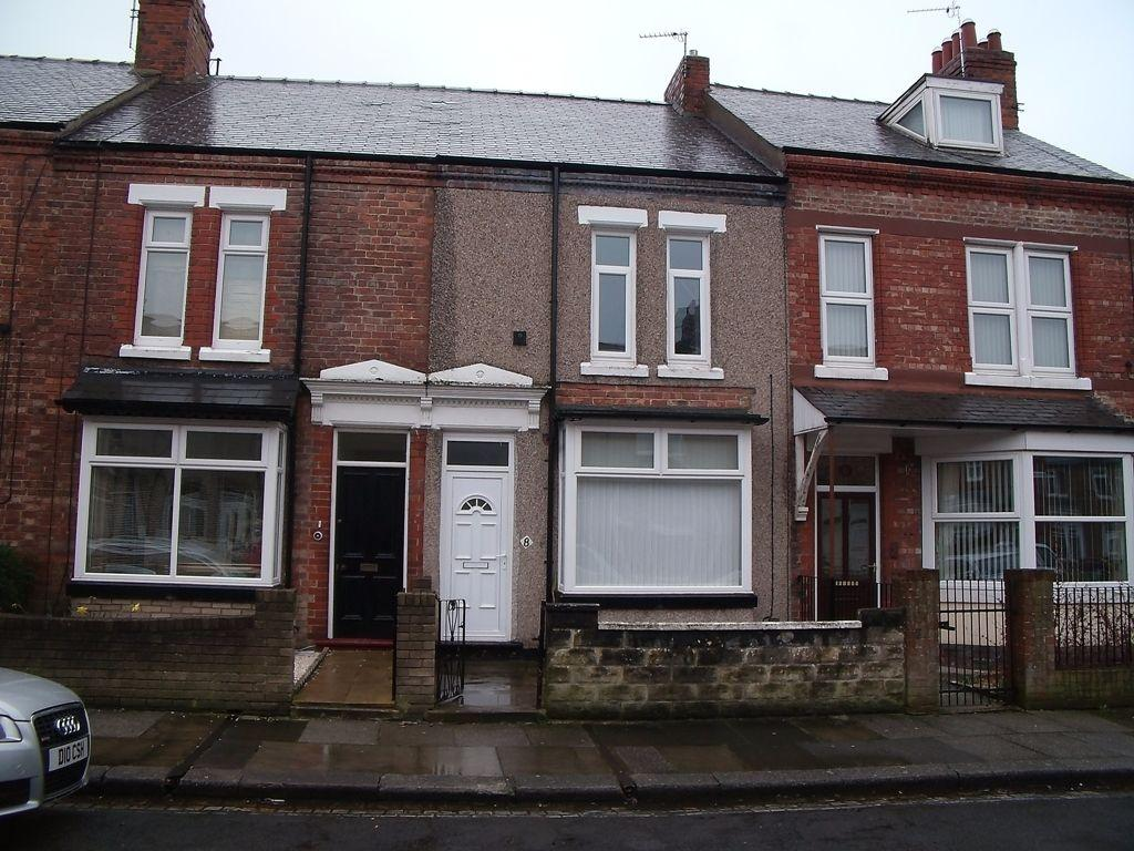 3 Bedrooms Terraced House for sale in Nelson Terrace, Parkside