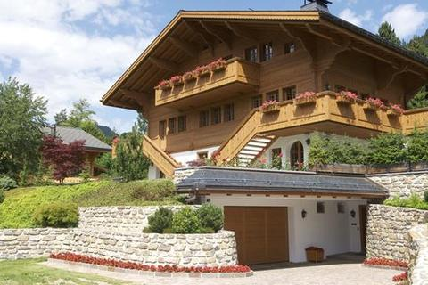 7 bedroom chalet  - Rougemont, Gstaad