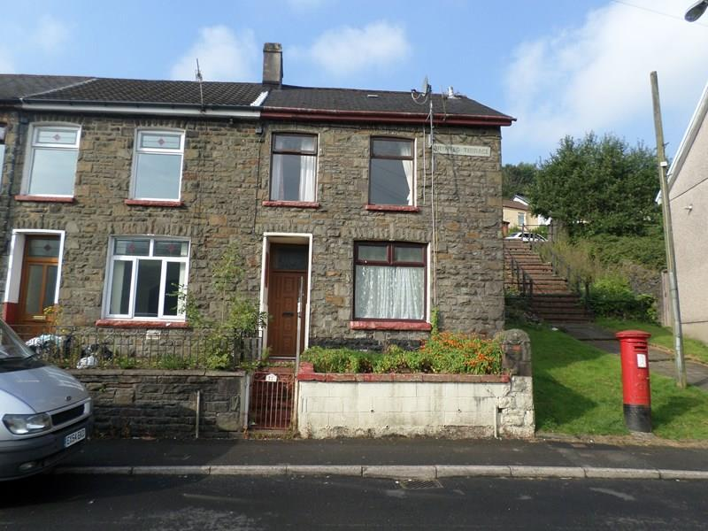 3 Bedrooms End Of Terrace House for sale in Brynteg Terrace, Ferndale
