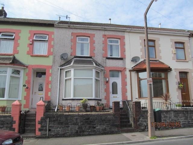 3 Bedrooms Terraced House for sale in Church Terrace, Ferndale