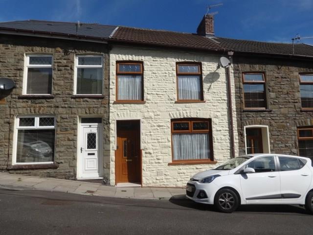 2 Bedrooms Terraced House for sale in Wood Street, Ferndale