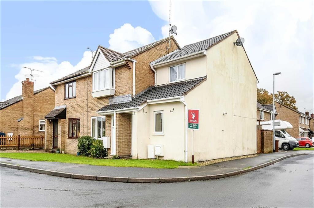 4 Bedrooms Semi Detached House for sale in Chestnut Drive, Willand, Cullompton, Devon, EX15