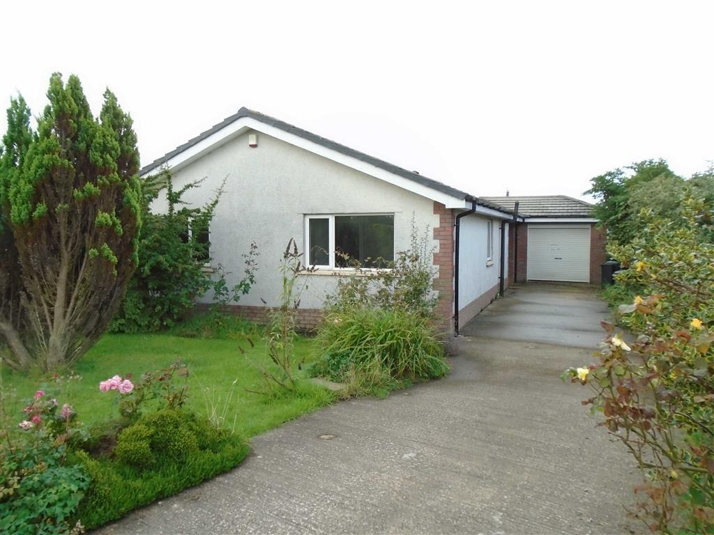 3 Bedrooms Detached Bungalow for sale in Moricambe Park, Skinburness, Silloth, Cumbria