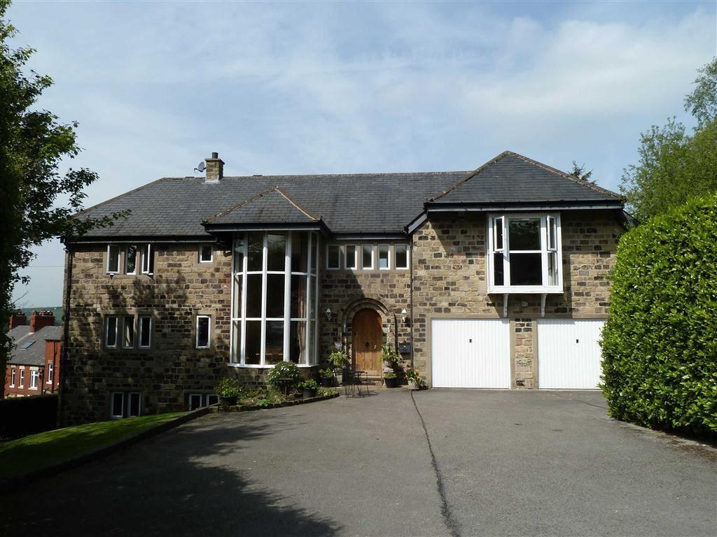 6 Bedrooms Detached House for sale in Park Lane, Greenfield, SADDLEWORTH, OL3