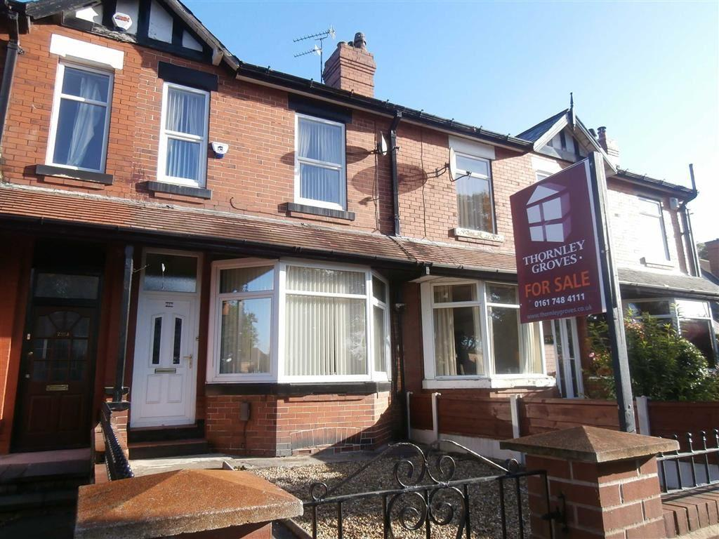 3 Bedrooms Terraced House for sale in Stretford Road, Urmston