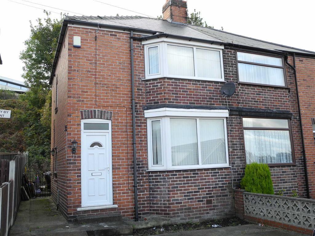 2 Bedrooms Semi Detached House for sale in Bridge Gardens, Barnsley, S71