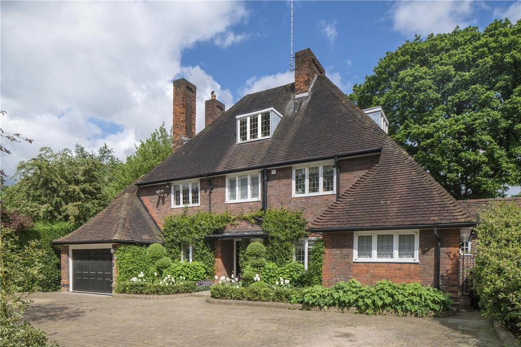 5 Bedrooms House for sale in Wildwood Road, Hampstead Garden Suburb, London, NW11