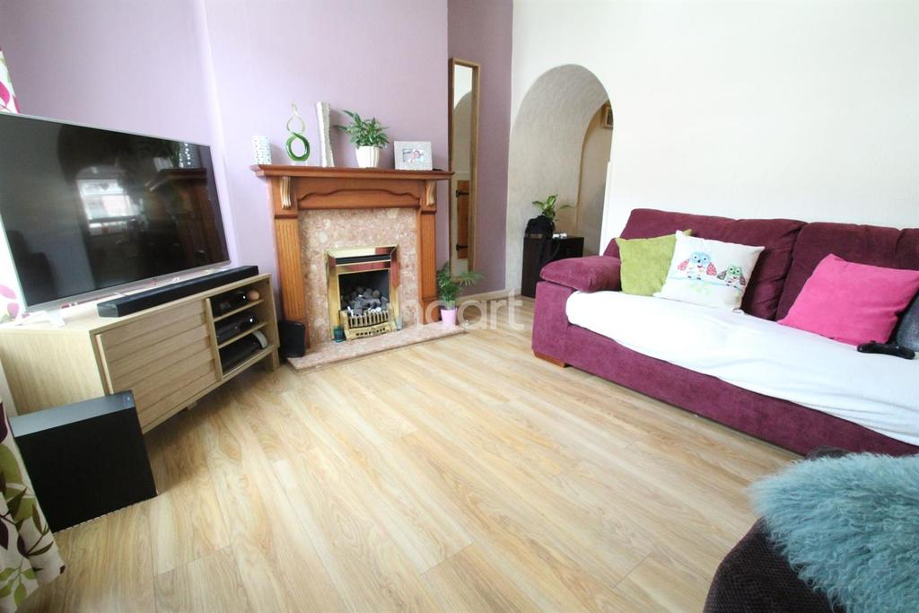2 Bedrooms Terraced House for sale in Gertrude road