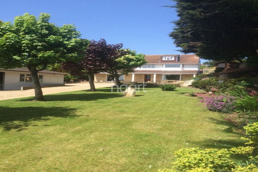 4 Bedrooms Detached House for sale in Milton, Weston-super-Mare