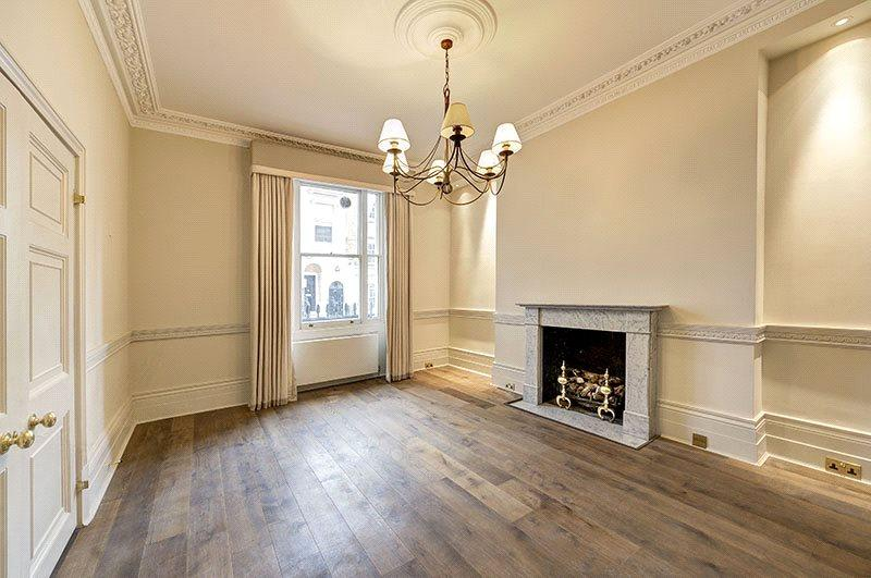 3 Bedrooms Flat for sale in Chester Row, Belgravia, London, SW1W