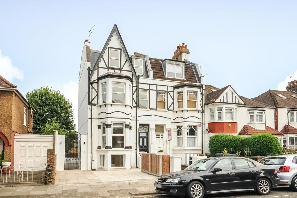 2 Bedrooms Flat for sale in Alexandra Park Road, Alexandra Park, N22
