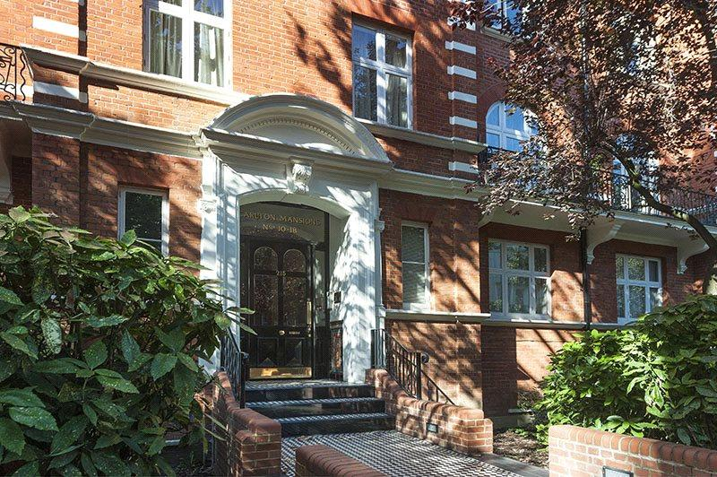3 Bedrooms Flat for sale in Carlton Mansions, 215 Randolph Avenue, Maida Vale, London, W9