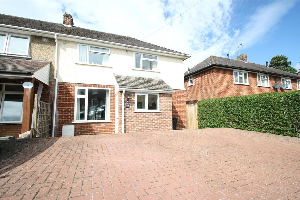 3 Bedrooms Semi Detached House for sale in Broadwaters Avenue, Thame, OX9