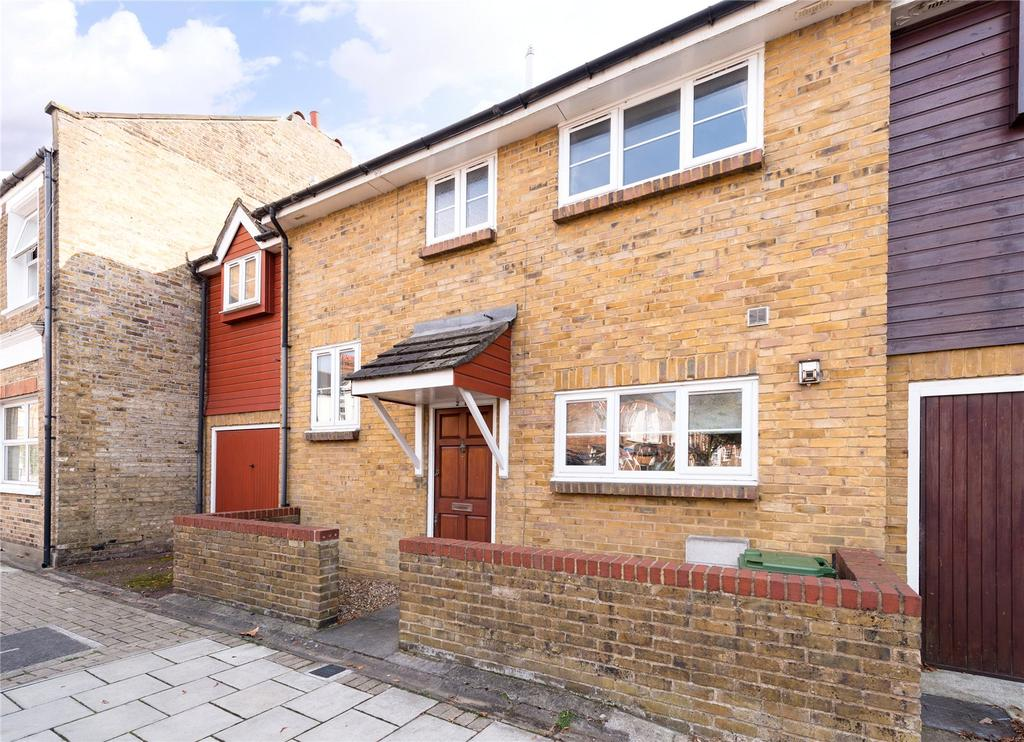 3 Bedrooms Terraced House for sale in Hearne Road, Chiswick, London