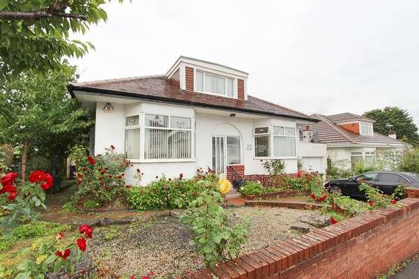 4 Bedrooms Detached Bungalow for sale in 33 Muirhill Avenue, Muirend, Glasgow, G44 3HP