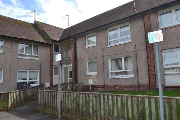 1 Bedroom Flat for sale in 19 Tulloch-Ard Place, Springhall, Rutherglen, G73 5EX