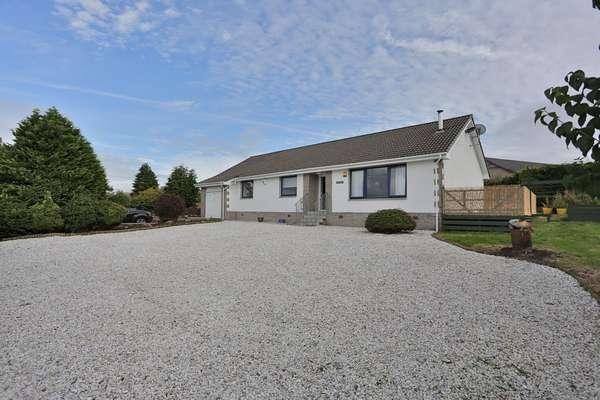 3 Bedrooms Detached Bungalow for sale in Lauderdale, Ayr Road, Lanark, ML11 9NP