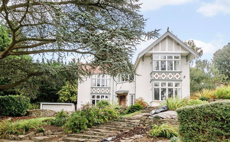 4 Bedrooms Detached House for sale in Cleeve Hill, Cheltenham, Gloucestershire, GL52