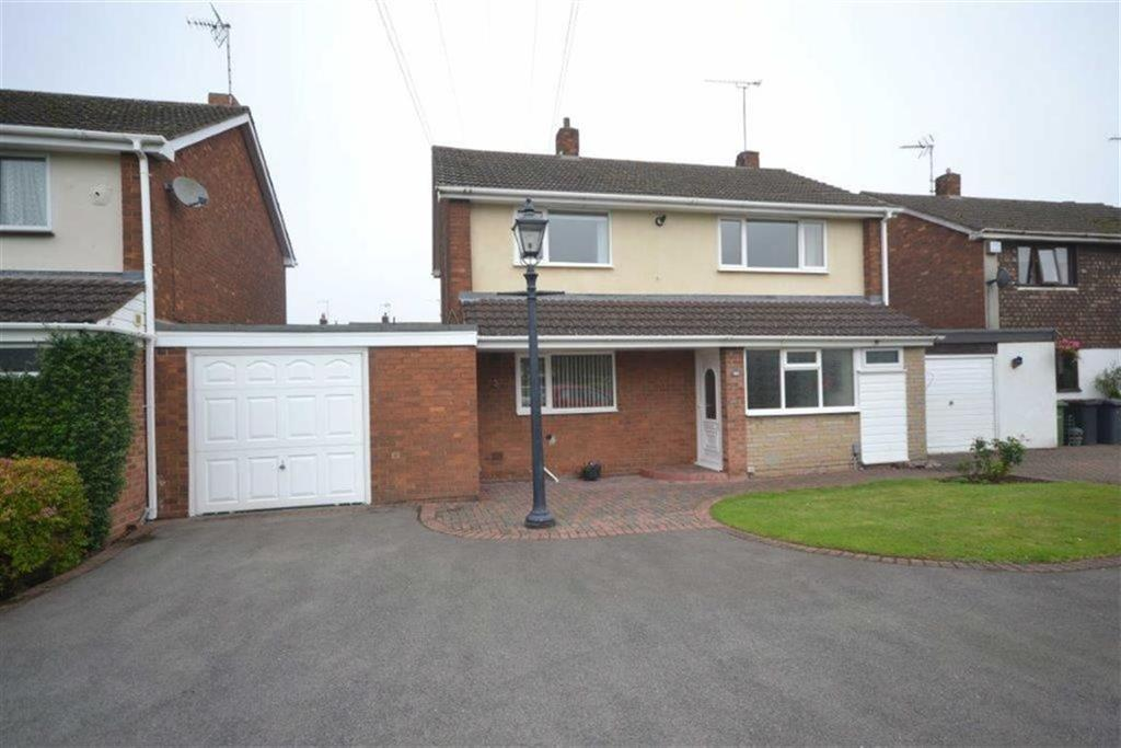 4 Bedrooms Detached House for sale in Lutterworth Road, Whitestone, Nuneaton