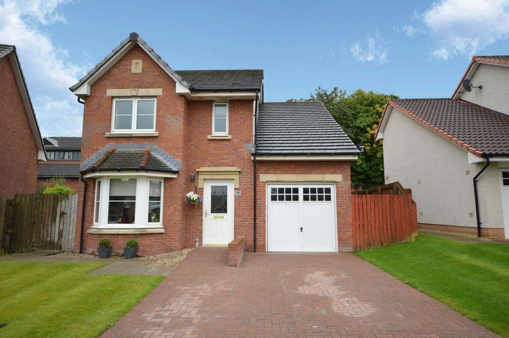 4 Bedrooms Detached House for sale in 58 Cortmalaw Crescent, Robroyston, G33 1TB