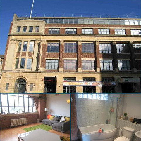 1 bedroom flat to rent - City Centre - Foister Building