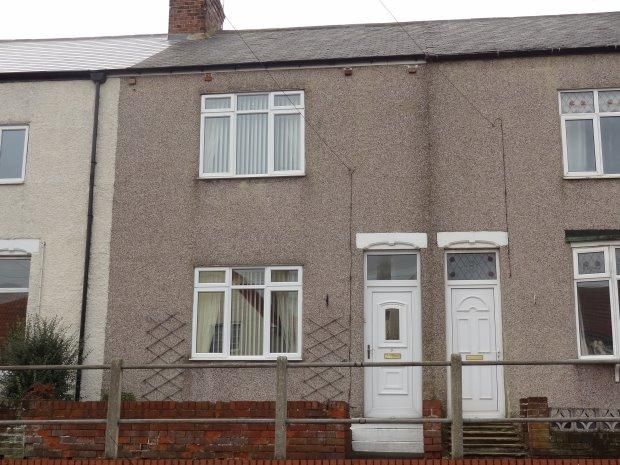 2 Bedrooms Terraced House for sale in KIRTLEY TERRACE, BISHOP MIDDLEHAM, SEDGEFIELD DISTRICT
